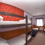 Chata Start Deštné - uybytování čtyřlůžkový pokoj