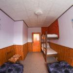 Chata Start Deštné - ubytování čtyřlůžkový pokoj