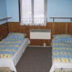 Chata Start Deštné - ubytování dvoulůžkový pokoj
